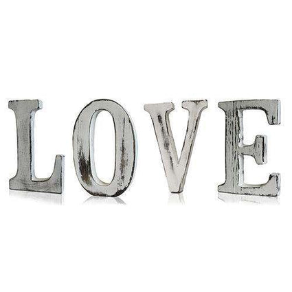 Shabby Chic Letters - LOVE