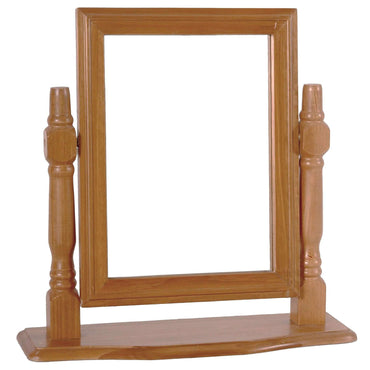 Skagen Cream Dressing Table Mirror Rectangle