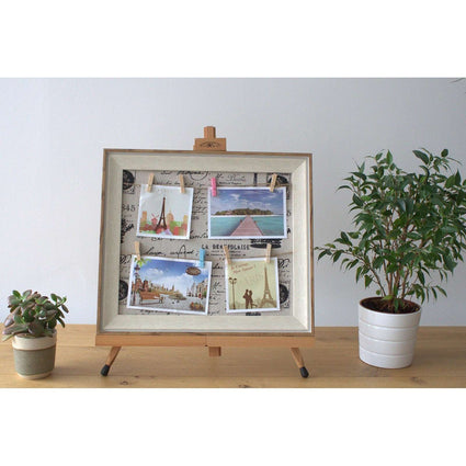 Small DIY Peg Photo Frames (30x40cm)- Paris