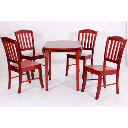 Southall Dropleaf Dining Set with 4 Chairs