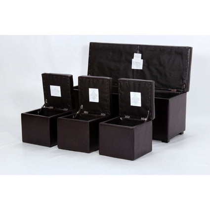 Stella Storage 4Pc Boxes
