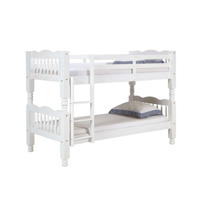 Trieste Chunky Pine Bunk Bed