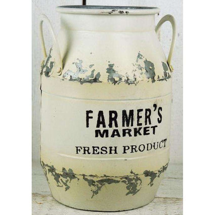 White Farmers Market Churn, Small