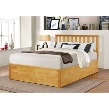 Zoe Storage Double Bed