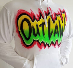 Airbrush Hoodies