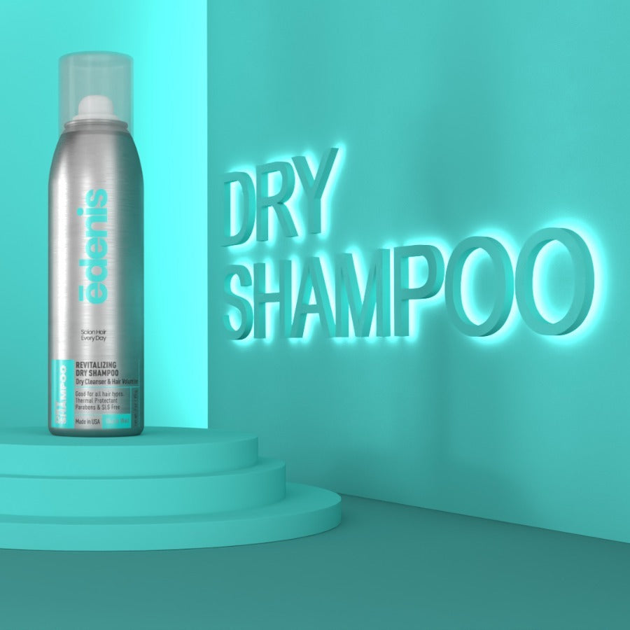 Revitalizing Dry Shampoo