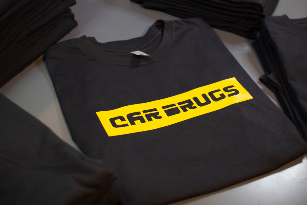 CarDrugs Box Tee - LIMITED EDITION