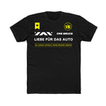 """Love For Auto"" Limited Edition Numbered Tee + Bonus Slap"