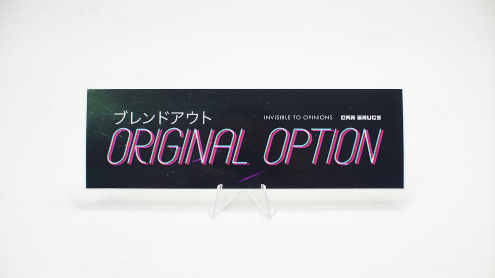 Original Option