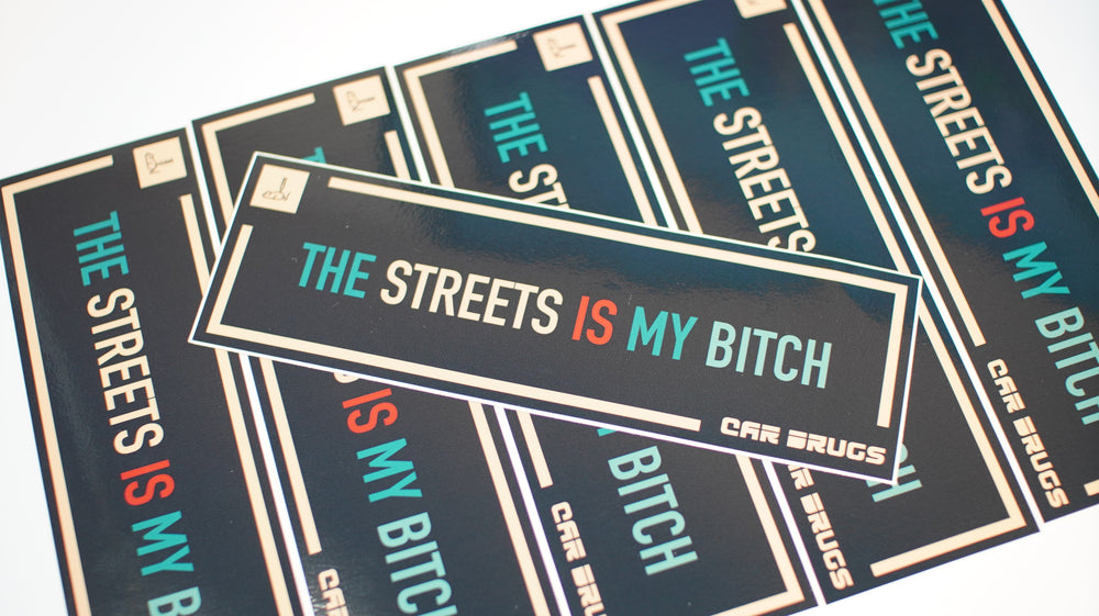 The Streets Is My Bitch