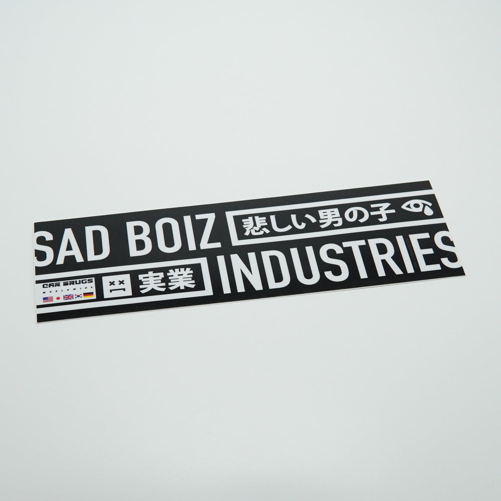 Sad Boiz Industries (Black)