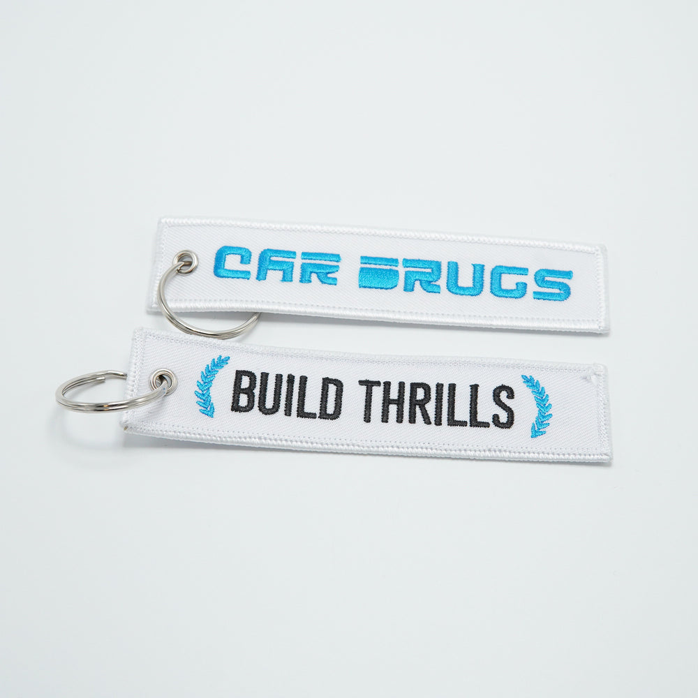Build Thrills V2 Flight Tag