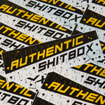 Authentic Shitbox