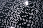 "You No Touch ""Black Edition"""