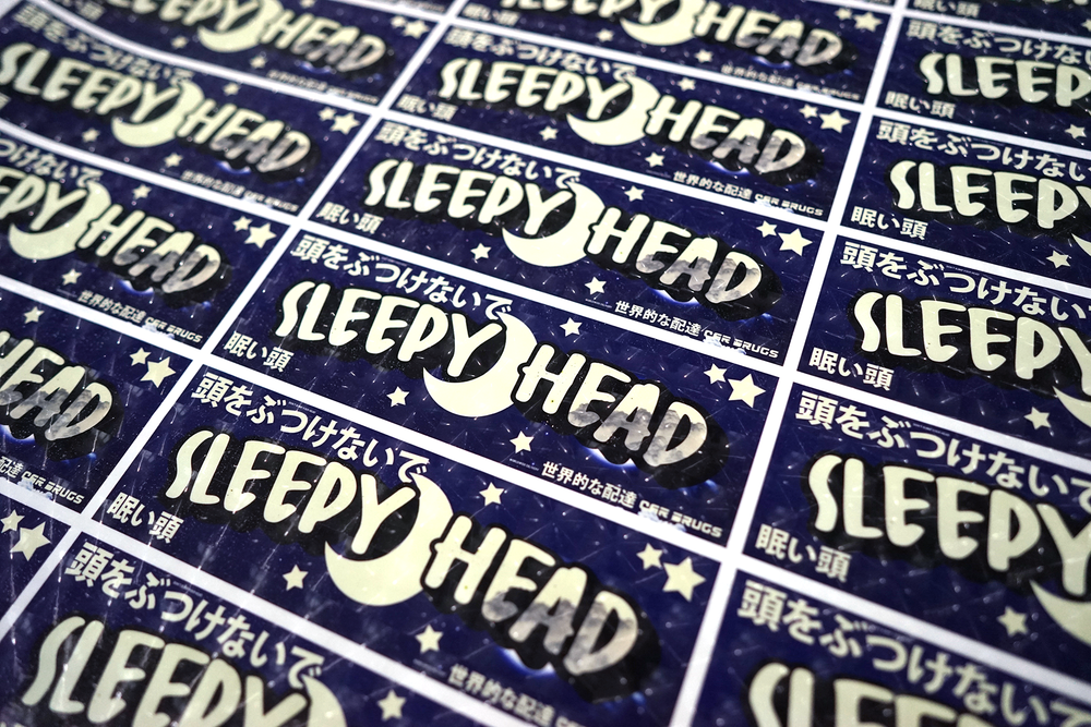 "3D Finish - Sleepy Head ""Clear Night"""
