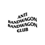 Anti Bandwagon Bandwagon Club Die Cut