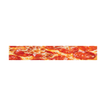 "Pizza Printed Banner 56""x9"""