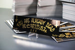 Gold Chrome - You Are Already Dead