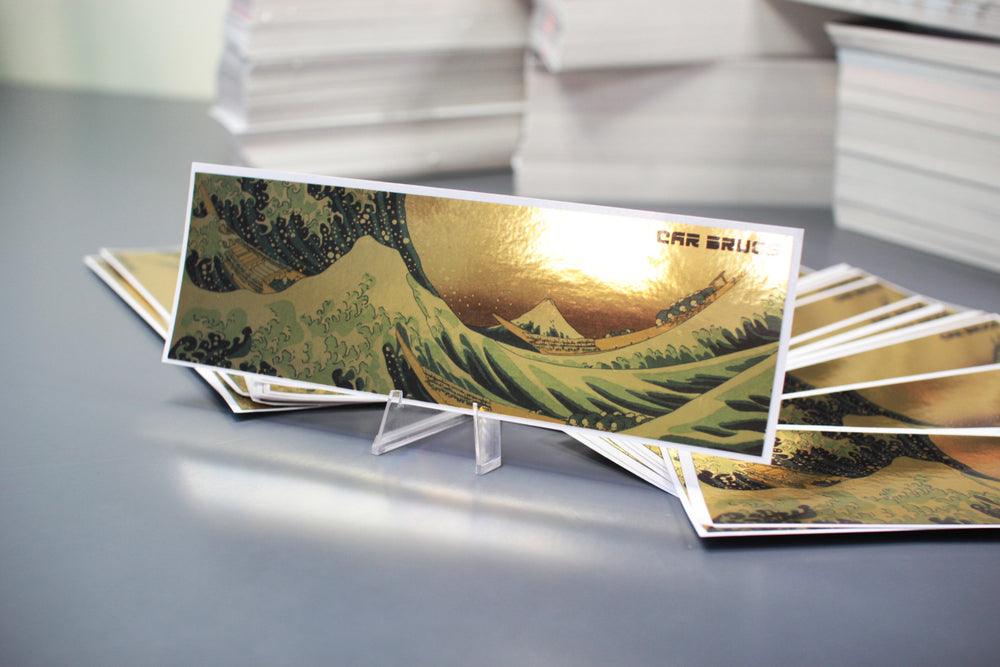 Gold Chrome - Great Storm