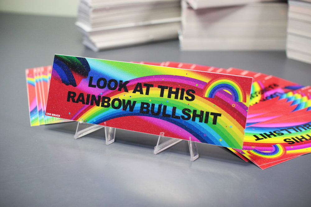 Rainbow Sparkle - Look At This Rainbow Bullshit