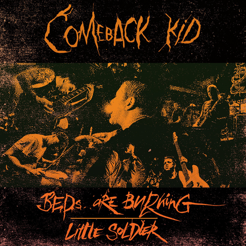 """Beds are Burning/Little Soldier"" Vinyl"