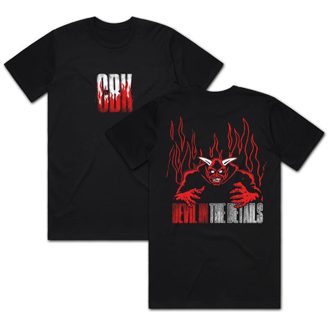 """Devil in the Details"" T-Shirt"