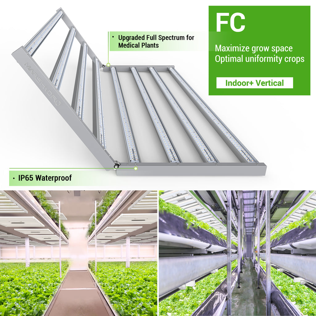 FC6500 Good for commercial growing