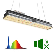 Load image into Gallery viewer, Mars Hydro SP150 Led Grow Light Full Spectrum Strip Hydroponics Panel Indoor Plants High Yield