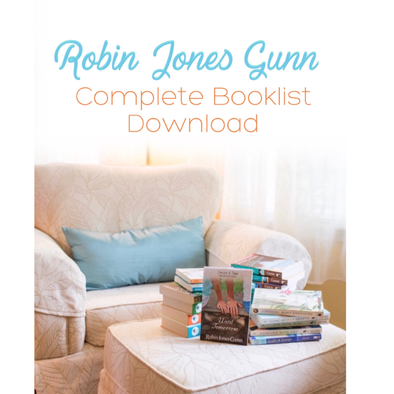 Robin Jones Gunn Booklist