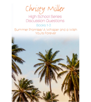 Christy Miller Discussion Questions