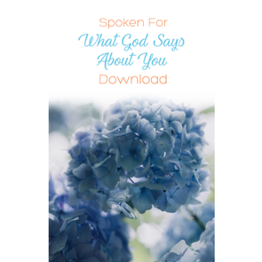 What God Says About You Download