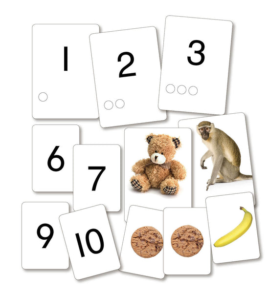 See and Learn First Counting Kit