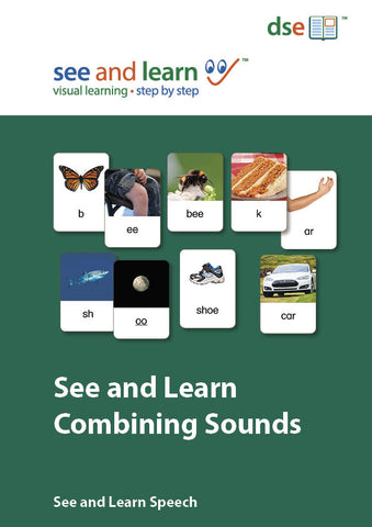 See and Learn Combining Sounds Guide