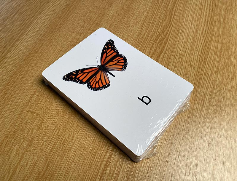 See and Learn Combining Sounds Prompt Cards