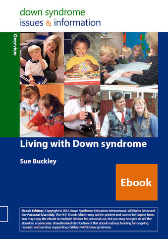 Living with Down Syndrome - PDF Ebook