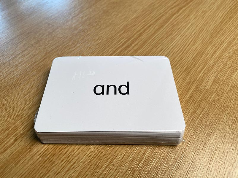 See and Learn Phrases 2 Sight Word Cards