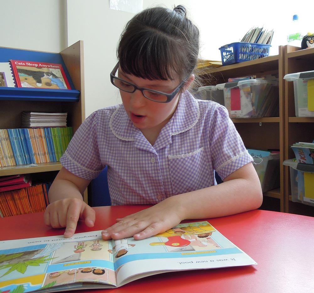 Online course: Supporting the Reading and Language Intervention for Children with Down syndrome (RLI) - Accredited trainer training