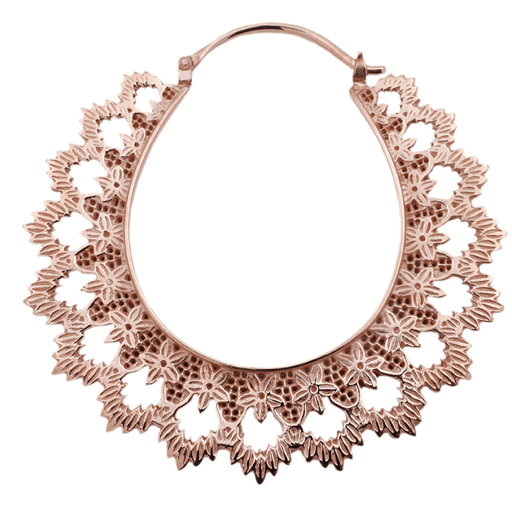 Maya Jewelry Ele_RG  Rose Gold Professional Body Jewlery
