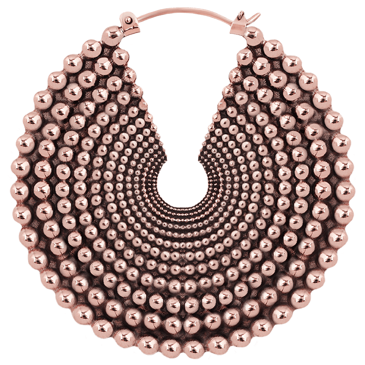 Maya Jewelry Kale_Co  Copper Professional Body Jewlery