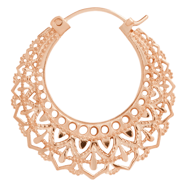 Maya Jewelry Manu_RG  Rose Gold Professional Body Jewlery