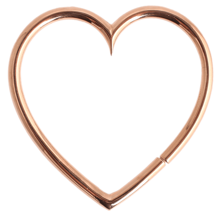 Maya Jewelry Mys_RG  Rose Gold Professional Body Jewlery