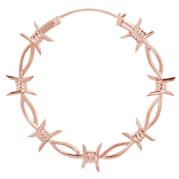 Maya Jewelry Pam_RG  Rose Gold Professional Body Jewlery