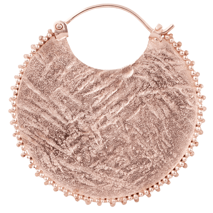 Maya Jewelry Roya_RG  Rose Gold Professional Body Jewlery