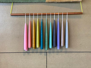 "9"" Taper Candles"