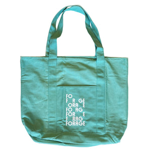 FORAGE x OUECHA Beach Bag
