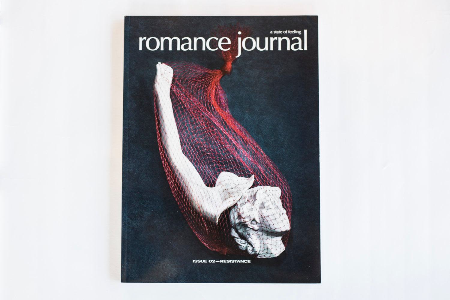 Romance Journal Issue, 2 Resistance