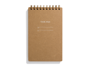 Task Pad Notebook