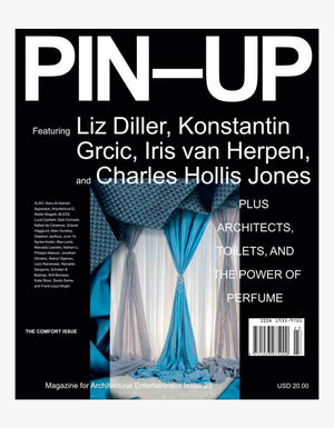 PIN-UP Magazine, Issue 23, COMFORT