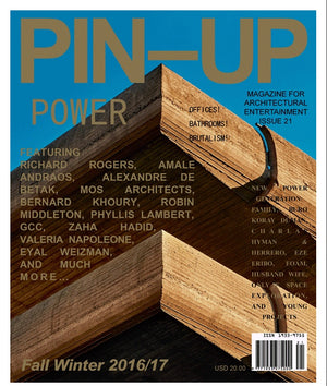 PIN-UP Magazine, Issue 21, POWER