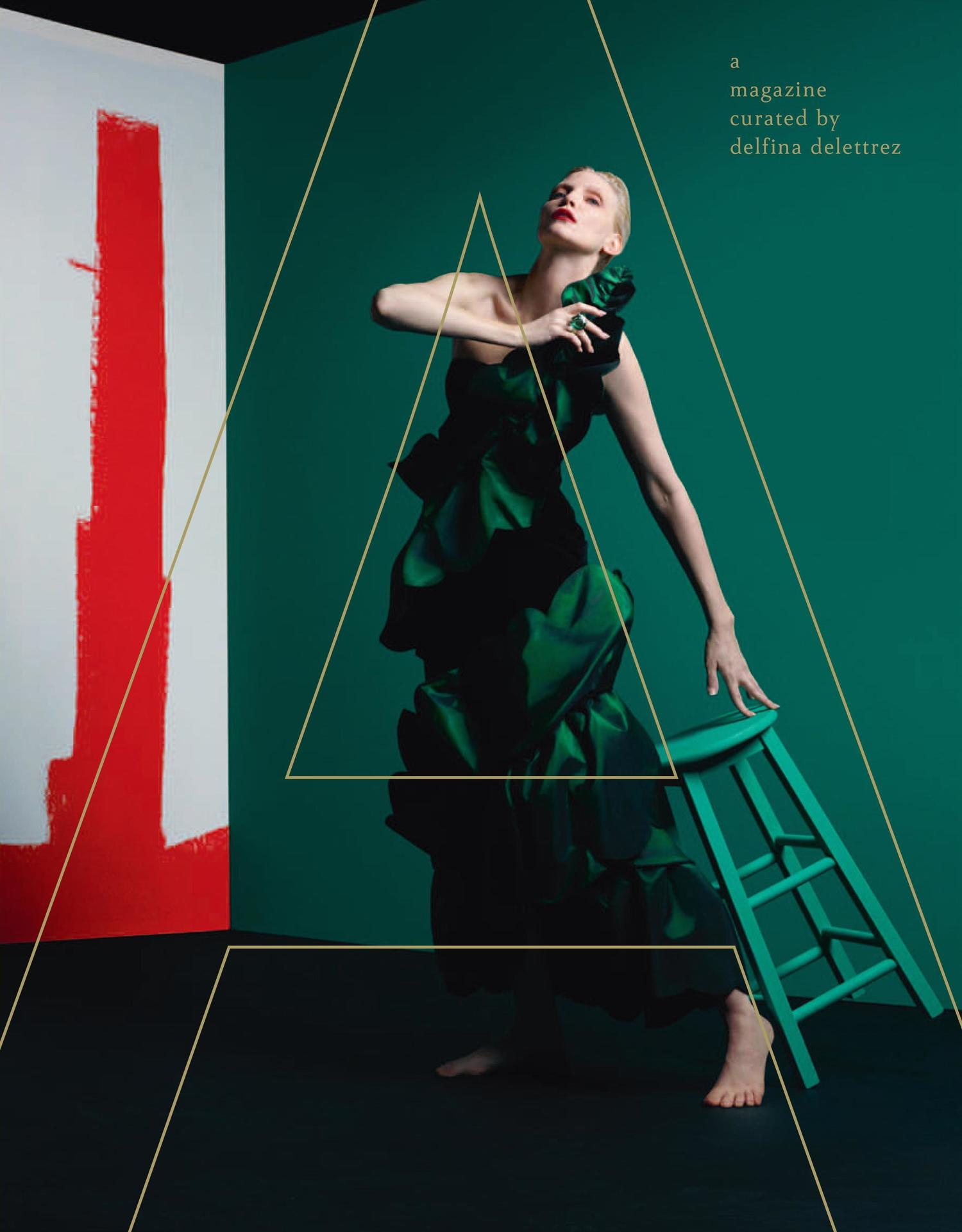 A Magazine; Curated by Delfina Delettrez Issue 14